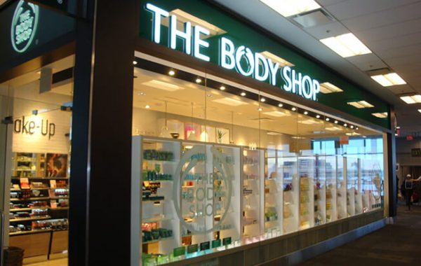 The Body Shop, Toronto Pearson, Terminal 1