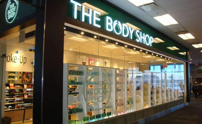 The Body Shop, Toronto Pearson, Terminal 1 - Royalty General