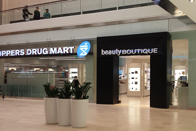 Charmant Shoppers Drug Mart, Square One Shopping Centre, Mississauga