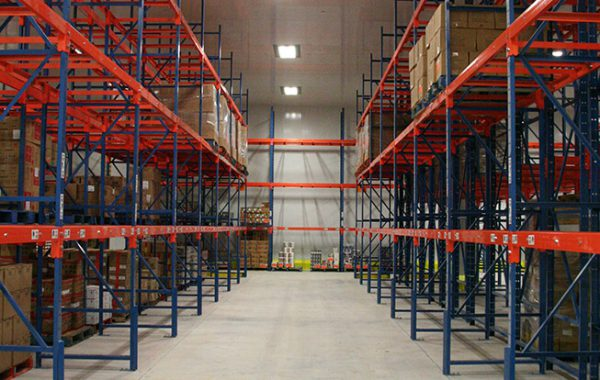 T&T Refrigerated Warehouse Expansion