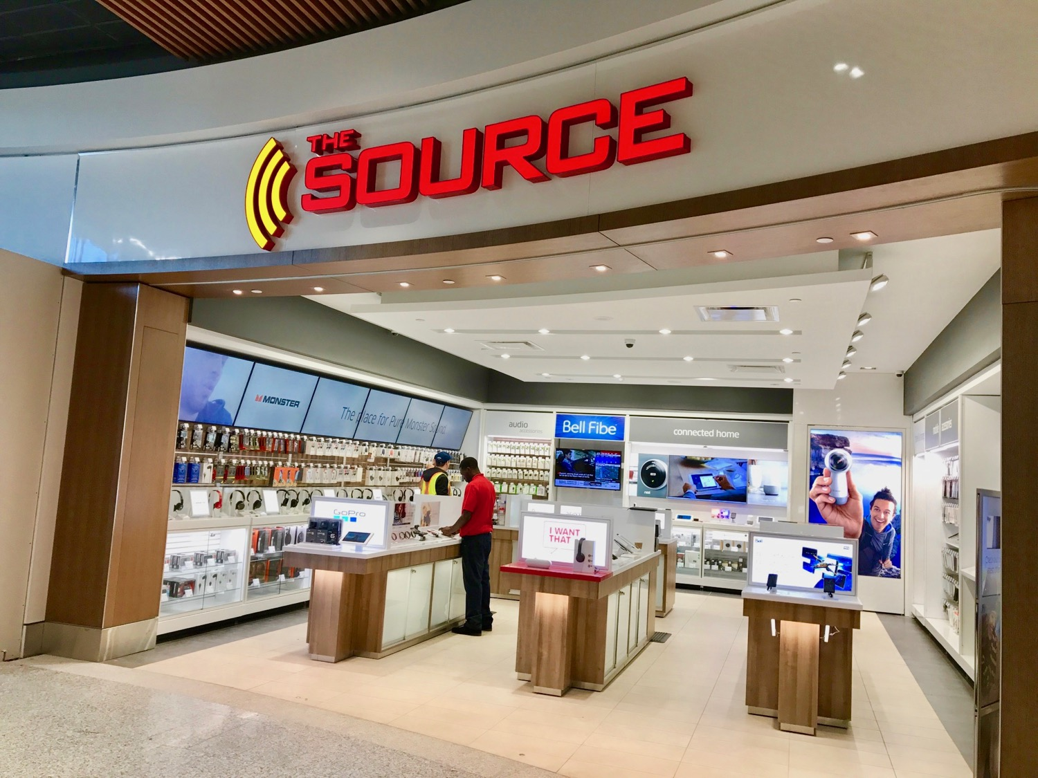 The Source Toronto Pearson