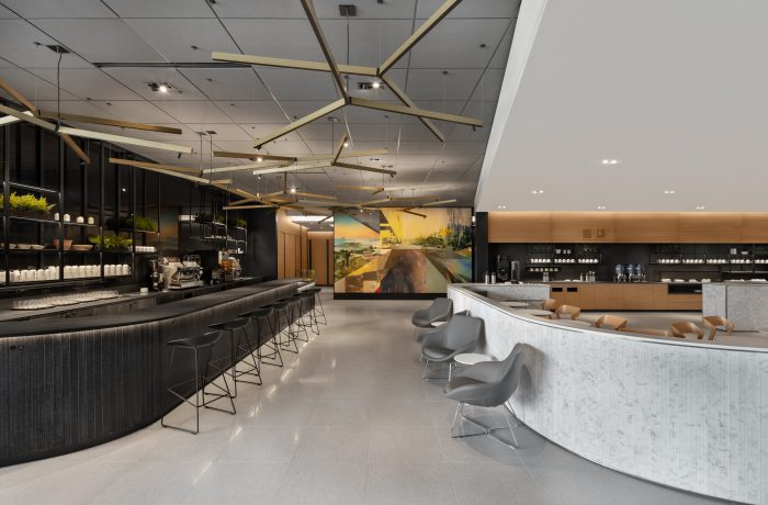 Air Canada Café, Toronto Pearson International Airport